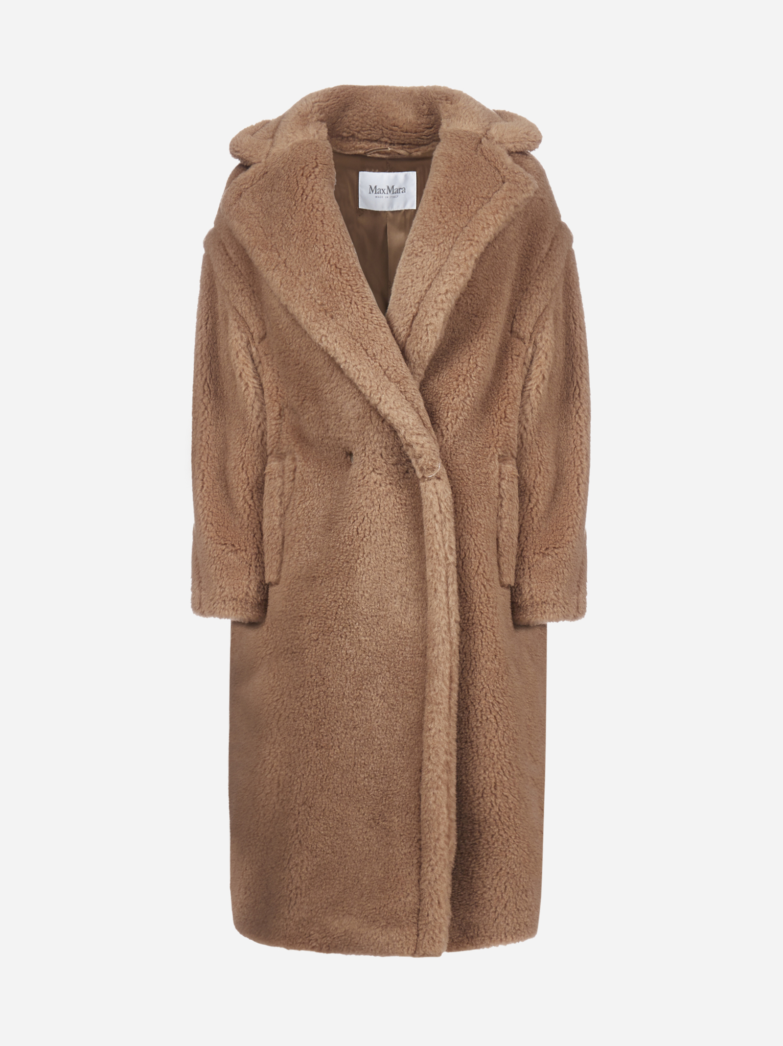 Max Mara Cappotto Teddy Bear Icon In Pelliccia