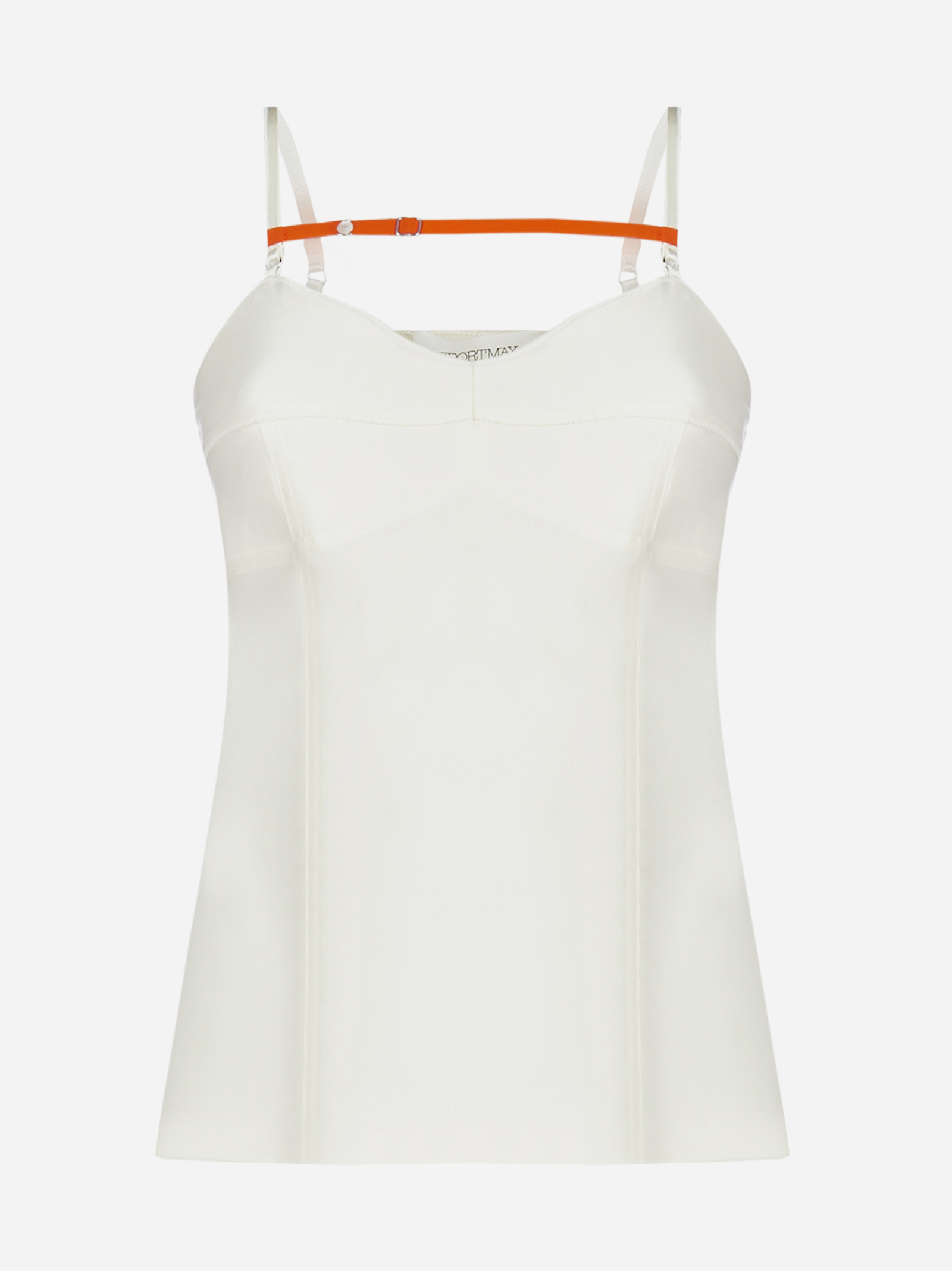 Sportmax TOP MANISA IN JERSEY STRETCH