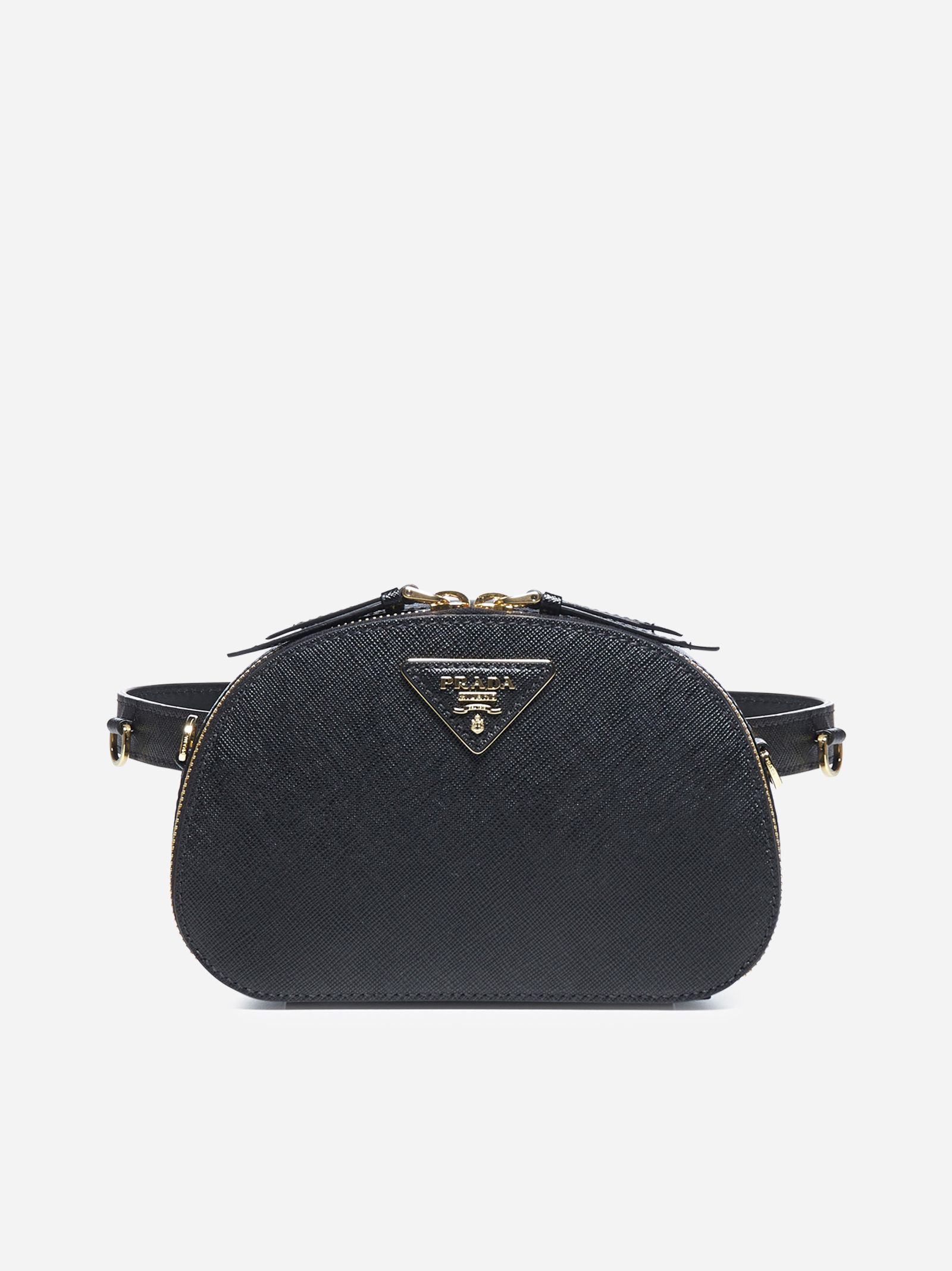 Odette Saffiano leather fanny pack