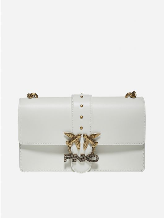 Love Classic Icon Jewel 3 leather bag