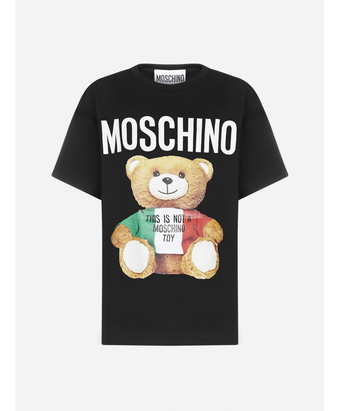 Teddy Bear cotton oversized t-shirt