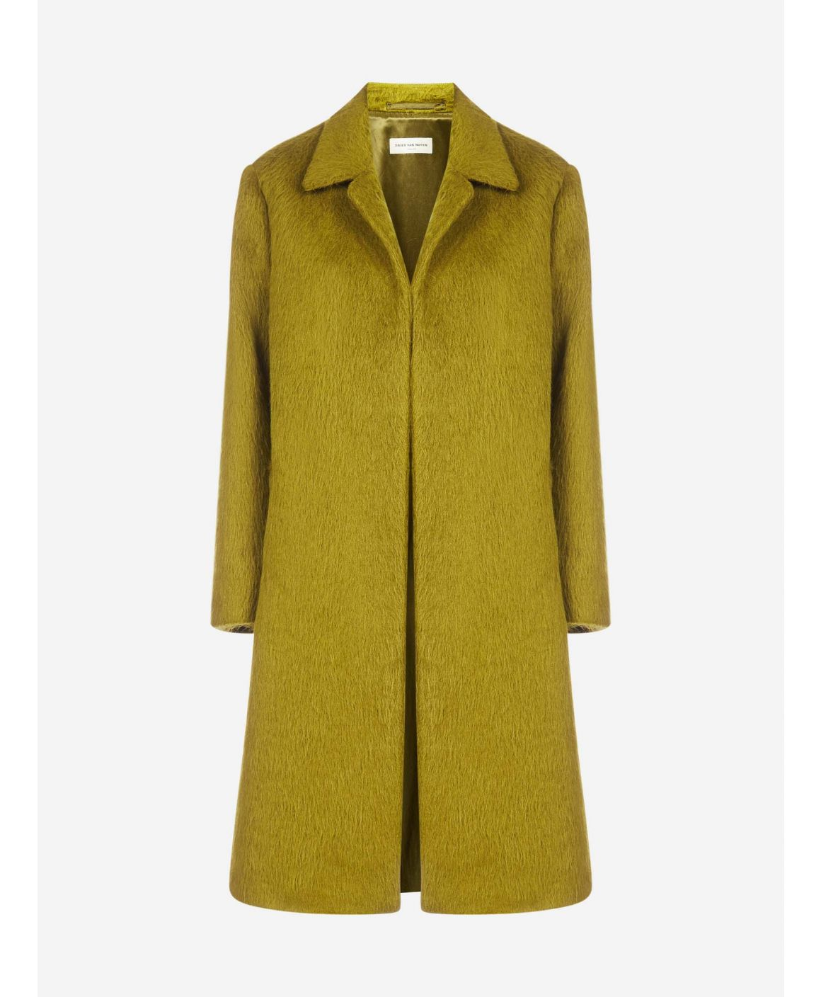 Rolta alpaca and wool coat