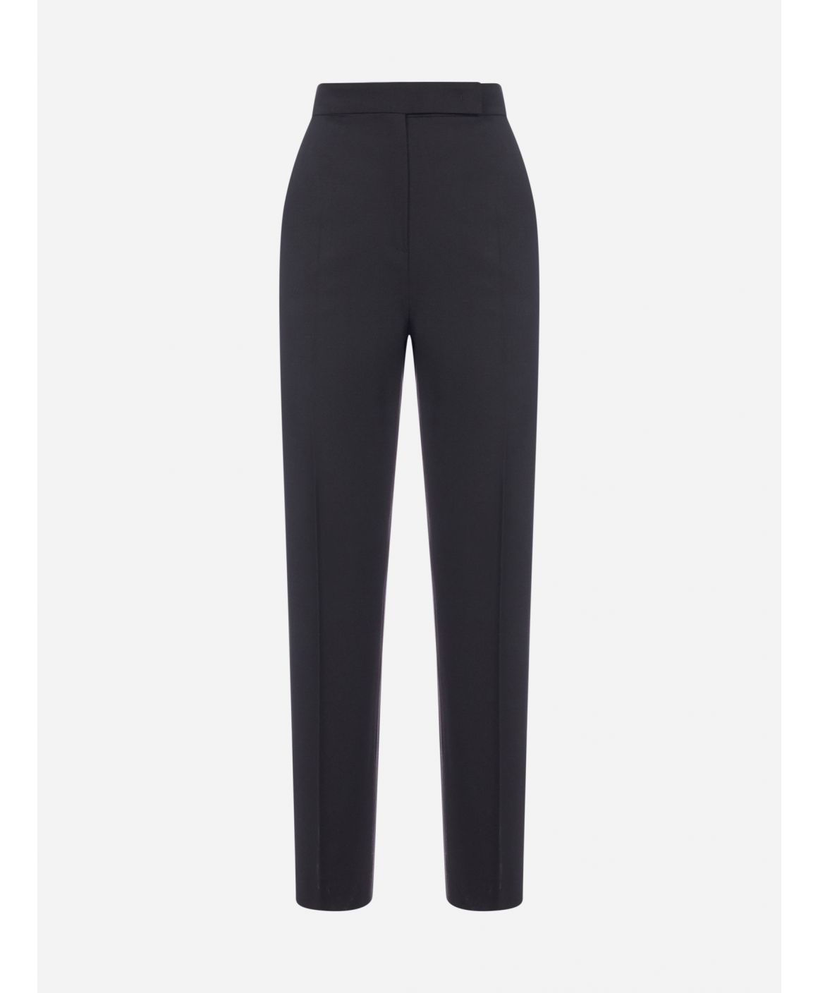 Oncia stretch wool trousers