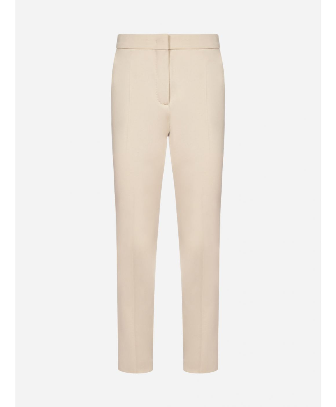 Pegno stretch jersey trousers