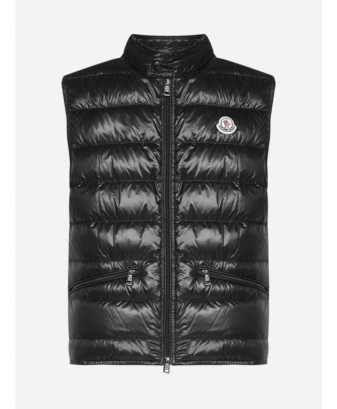 Gui quilted nylon vest