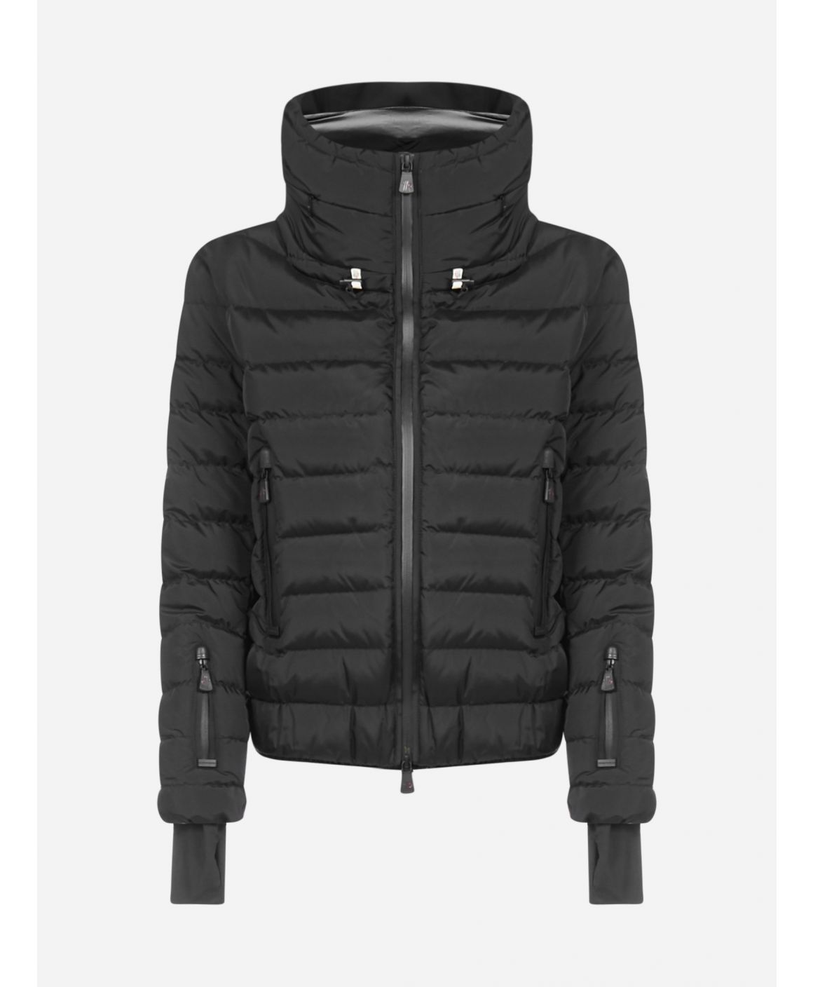 Bady quilted nylon down jacket