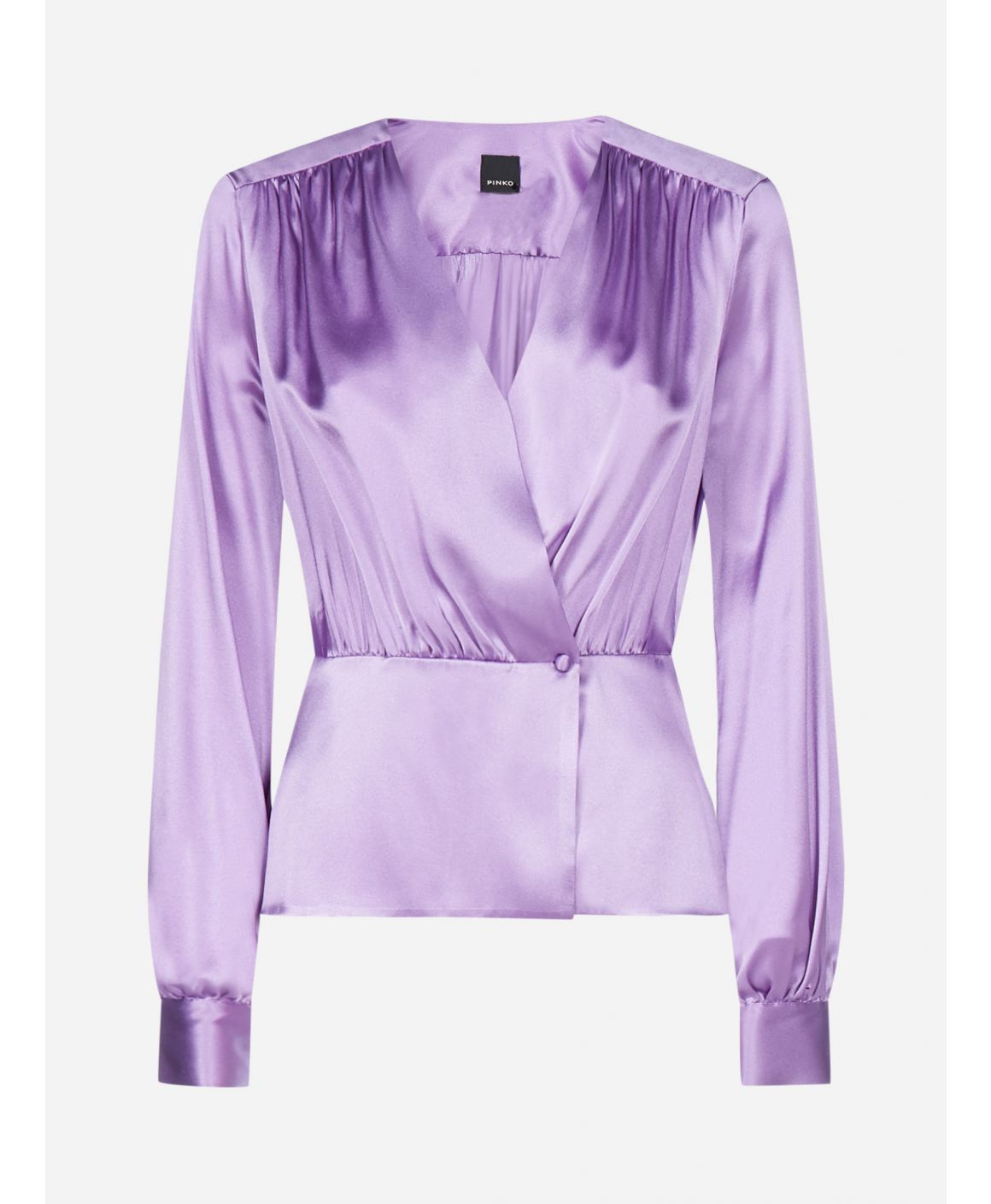 Limitato silk satin blouse