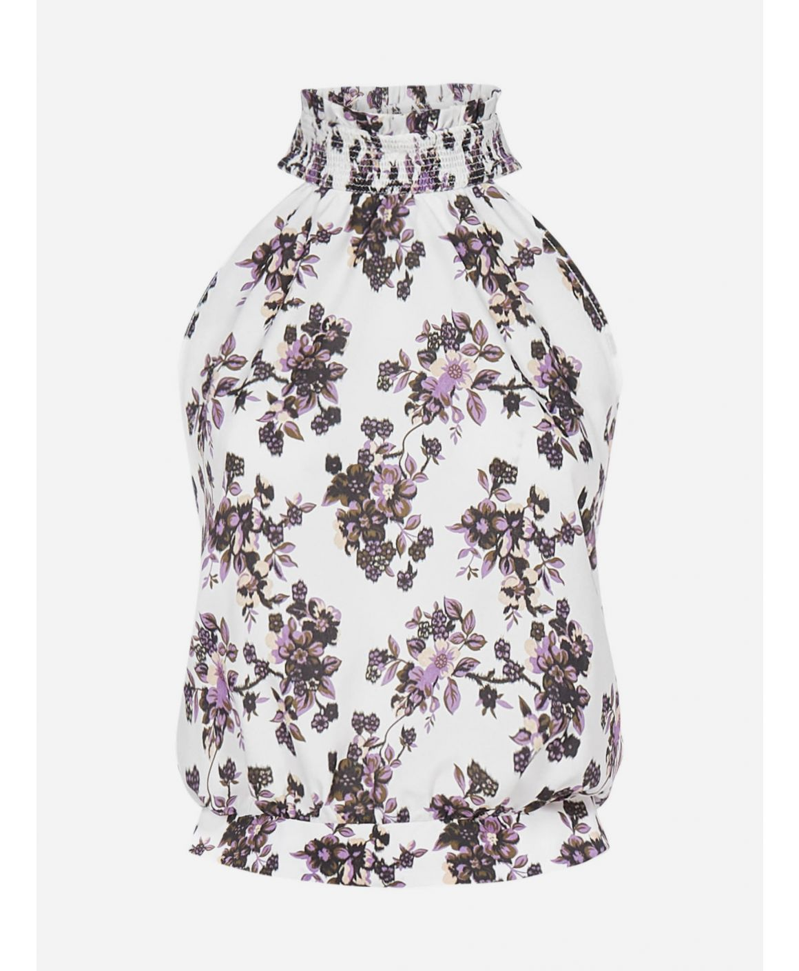 Snello 1 floral print top