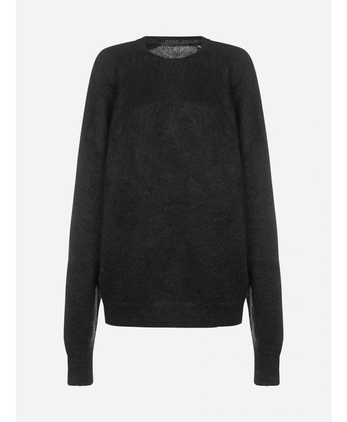 Merino wool oversized sweater