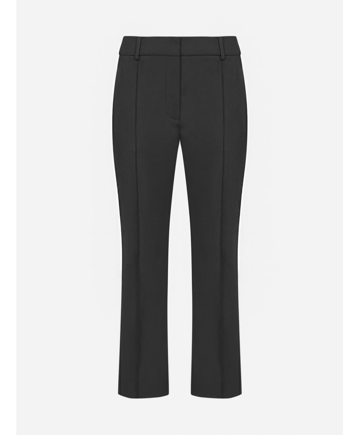 Laghi stretch cotton trousers