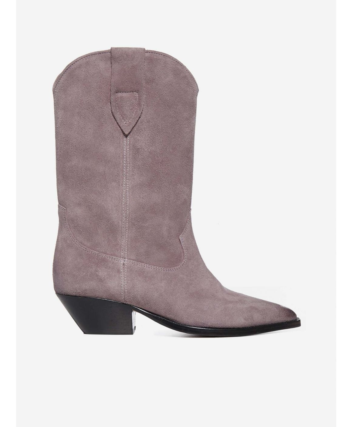 Duerto suede boots