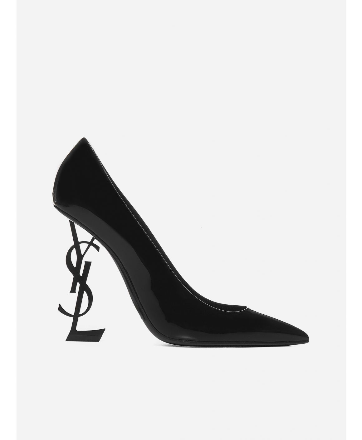YSL Opyum patent leather pumps