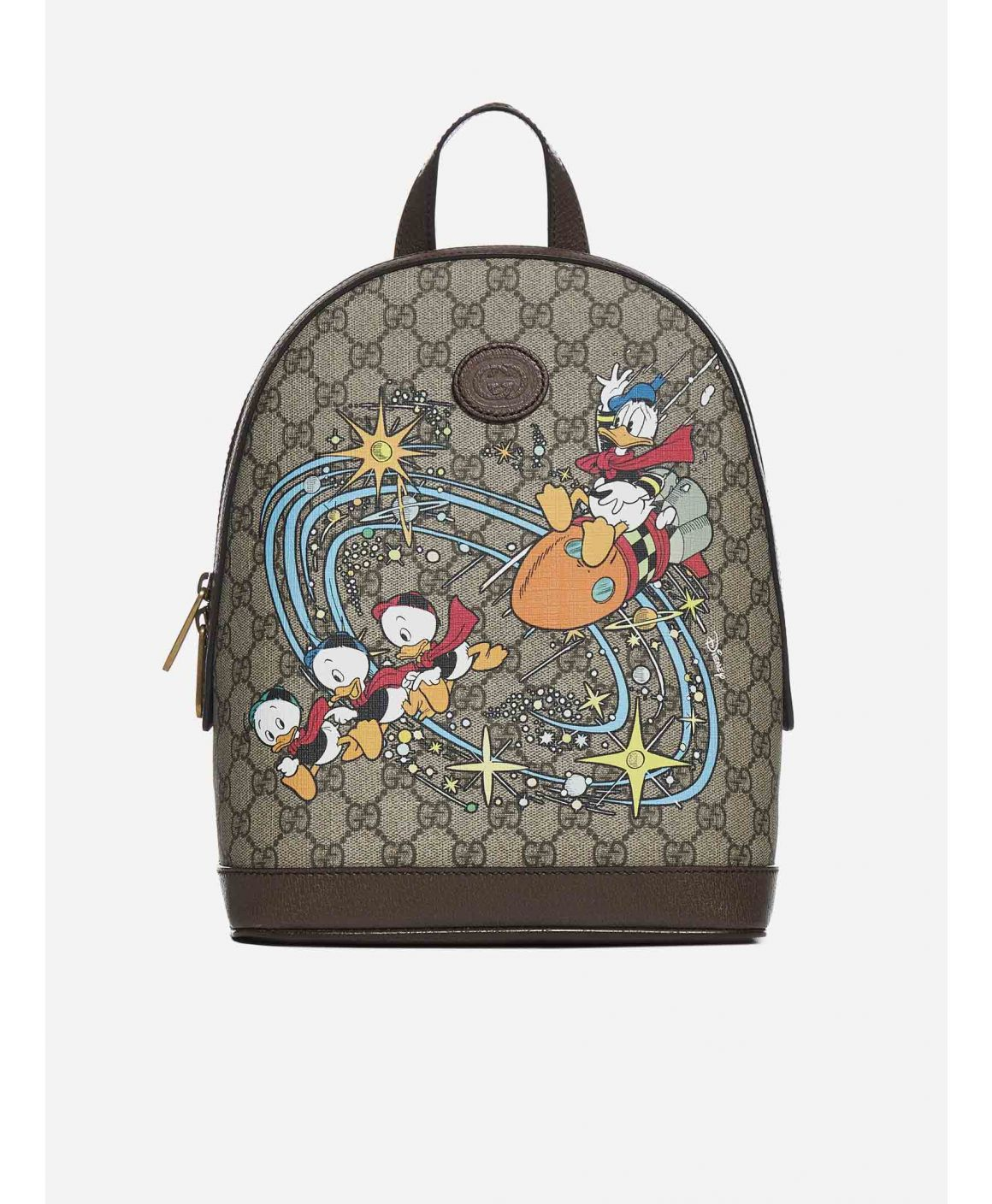 Donald Duck Disney x Gucci backpack