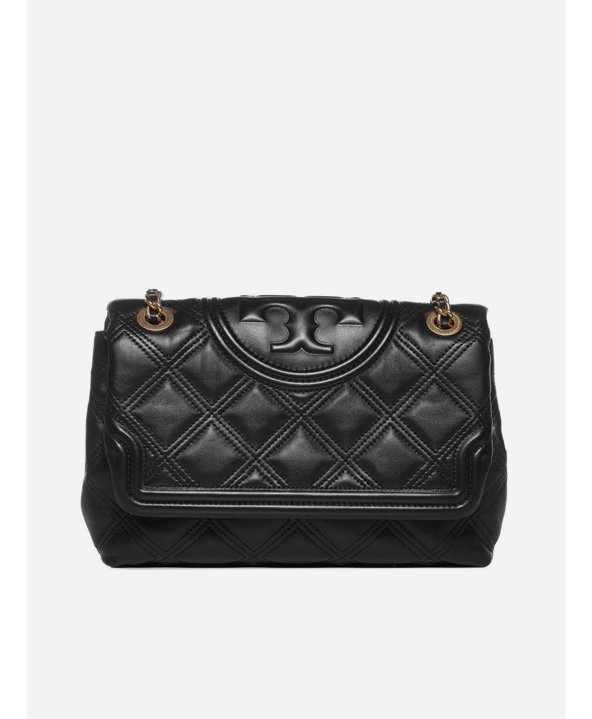 Fleming quilted leather bag
