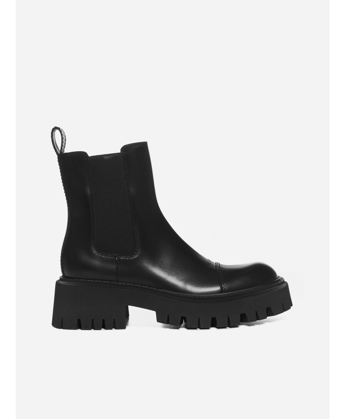 Tractor Chelsea leather boots