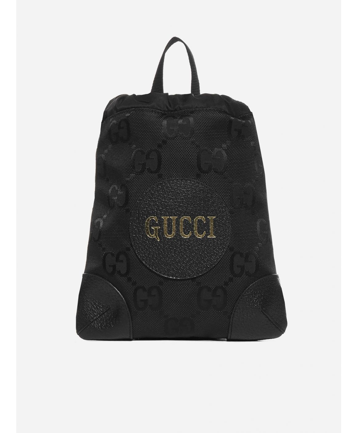 Gucci Off The Grid nylon and leather mini bag
