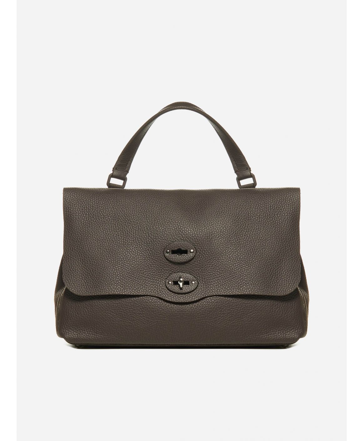 Postina M leather bag