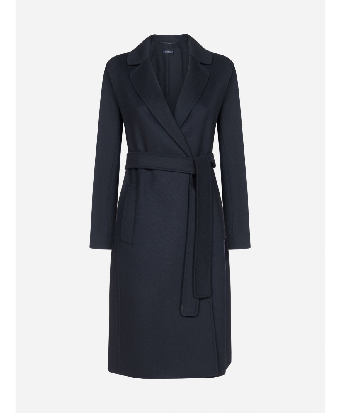 Pauline virgin wool coat