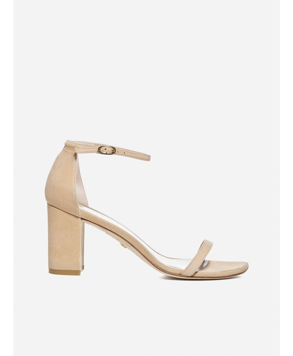 Amelina suede sandals