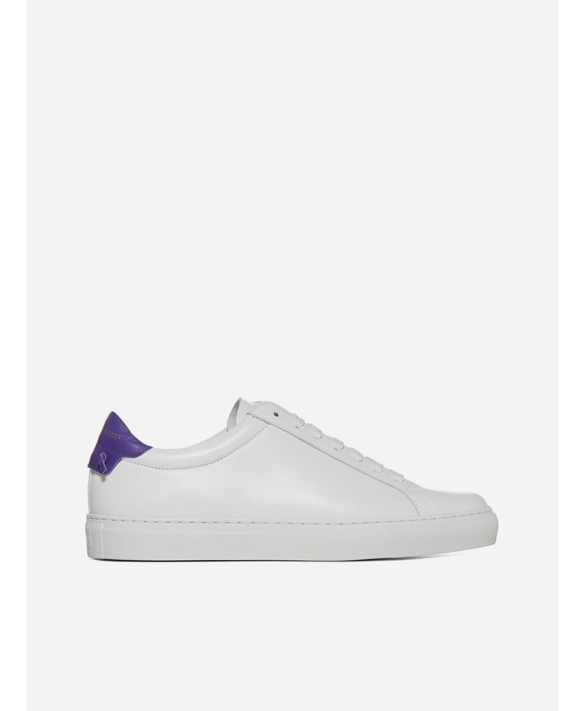 Urban Street leather low-top sneakers