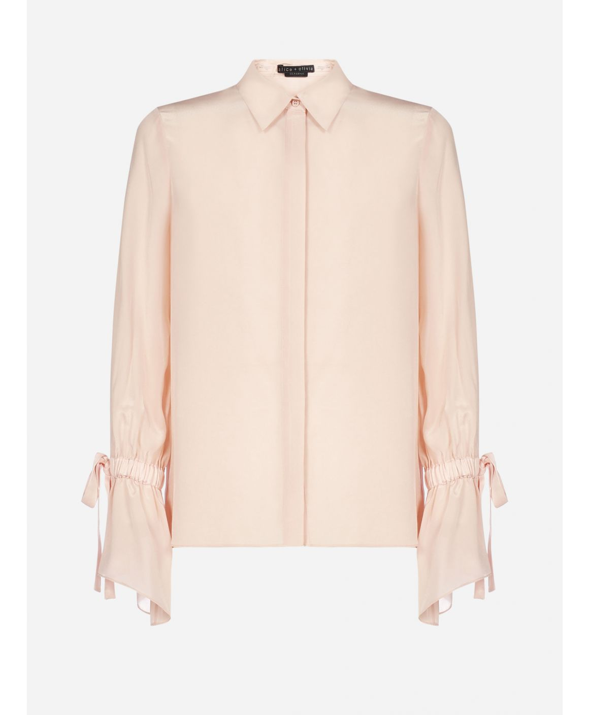 Willa silk shirt