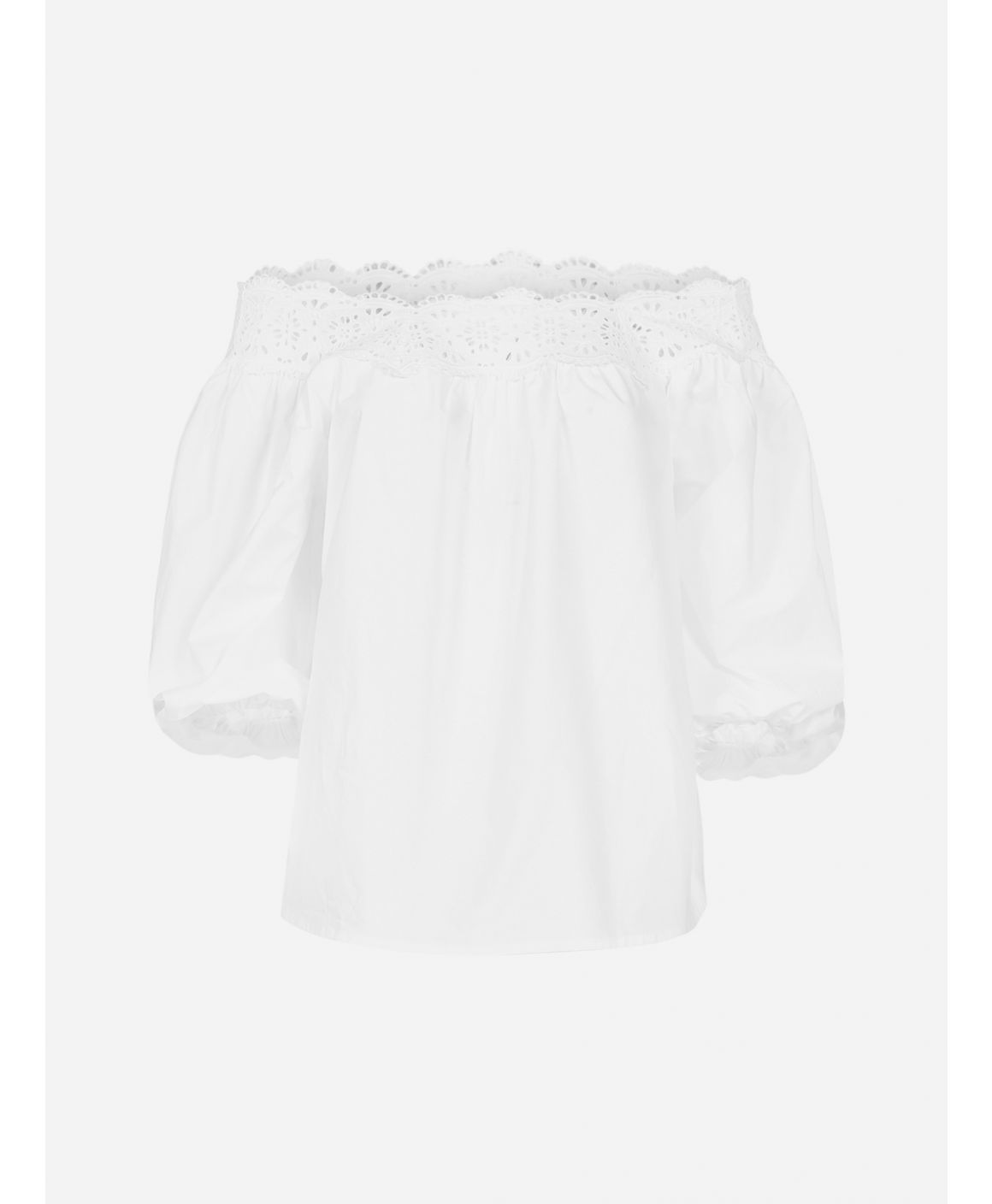 Canyox white cotton blouse