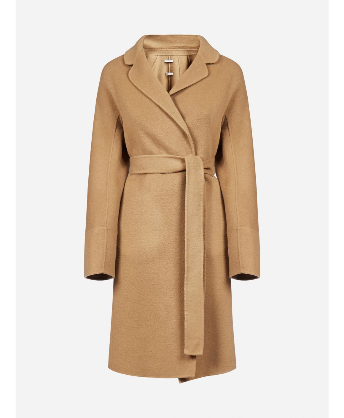 Leak wool coat