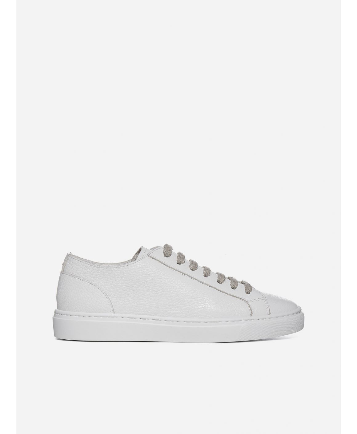 Nova leather low-top sneakers