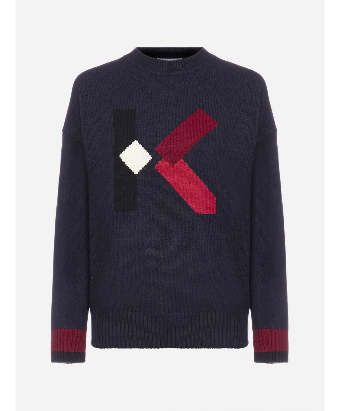 K-monogram wool sweater