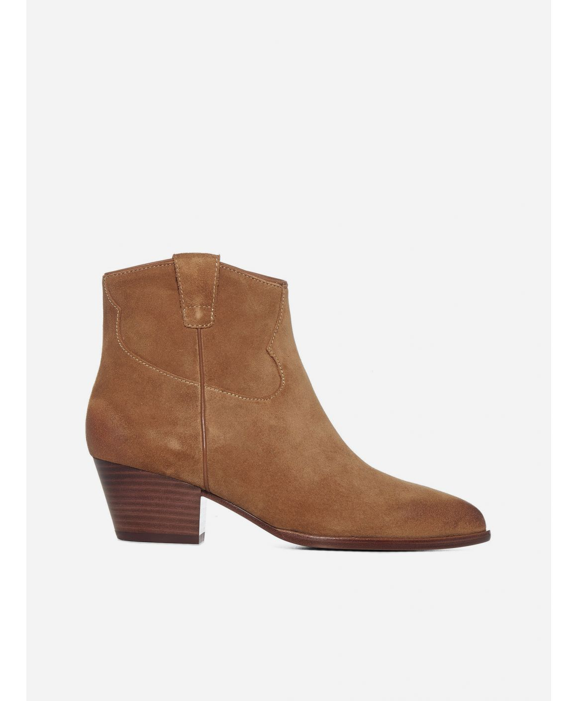 Houston suede ankle boots