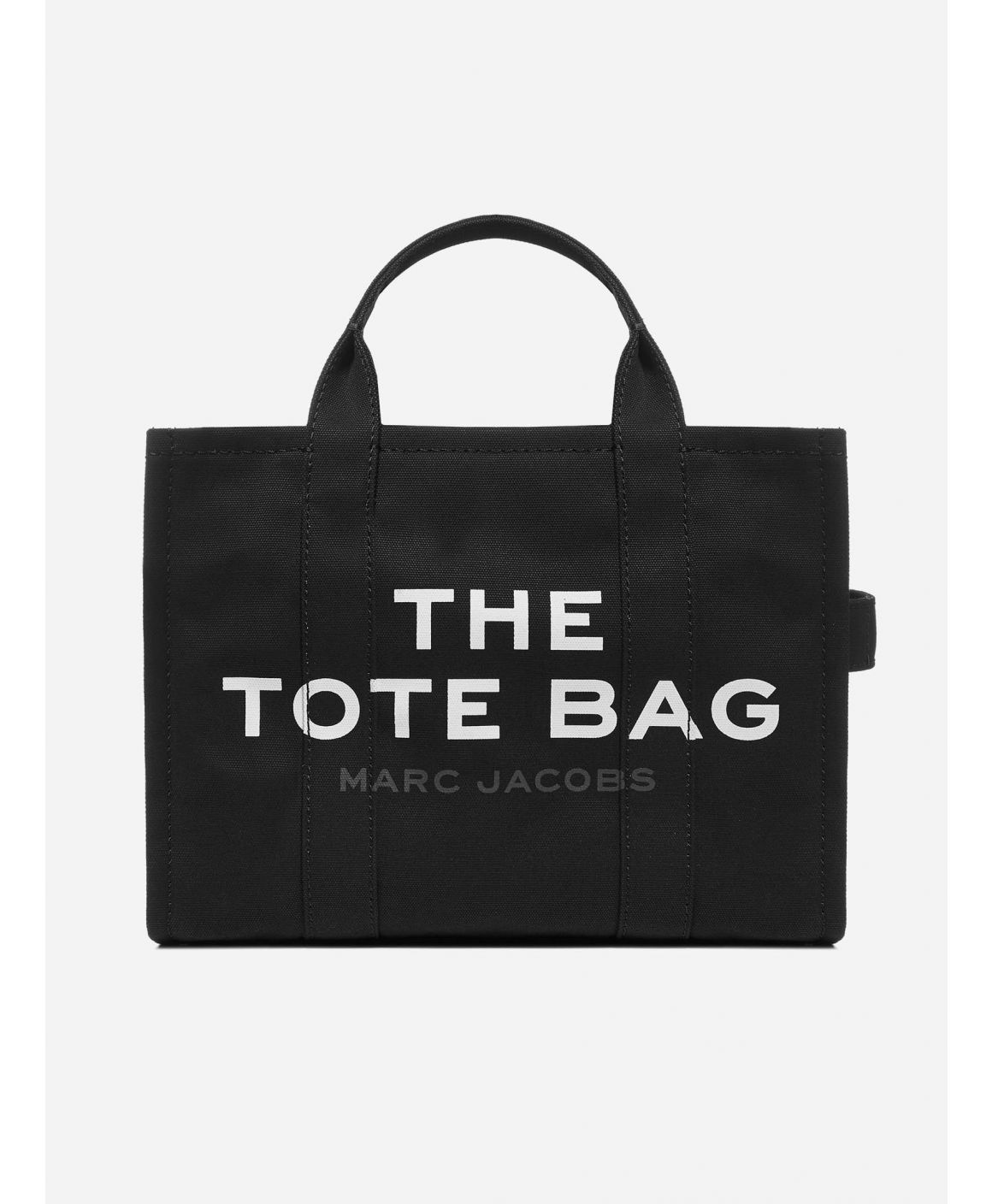 The Traveler Small canvas tote bag