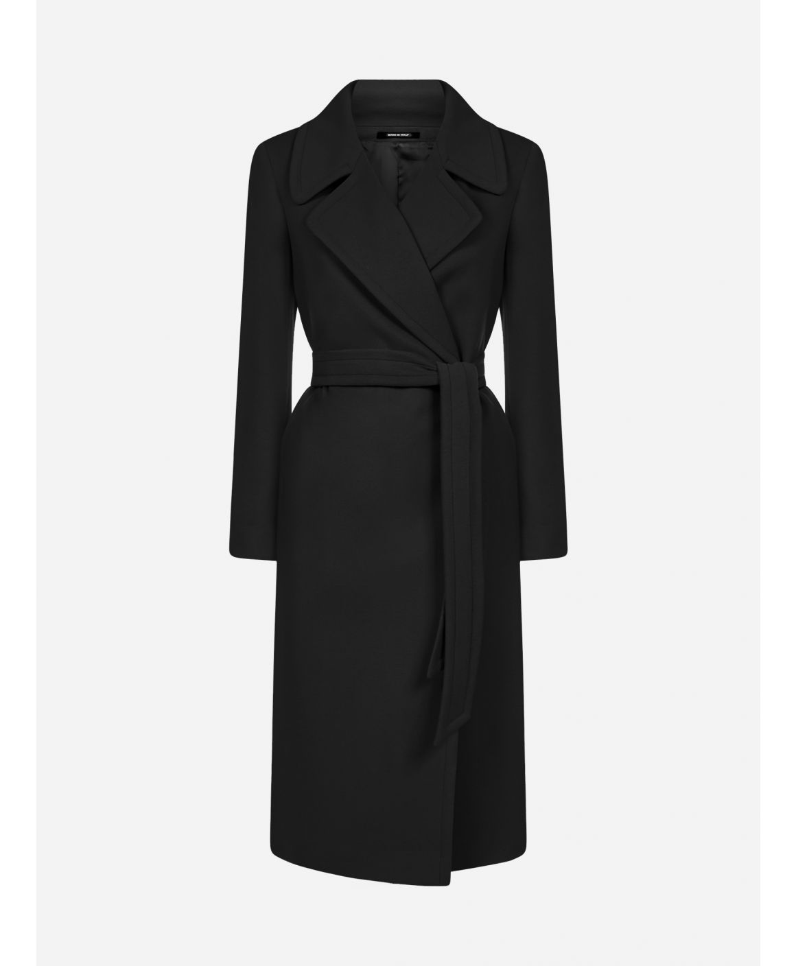 Molly wool and cashmere coat