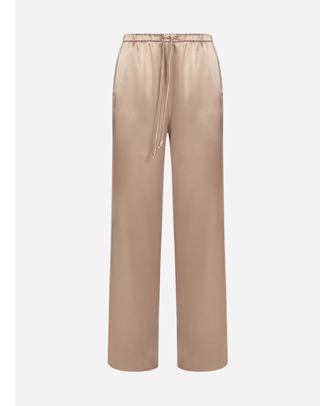 Tupsa satin trousers