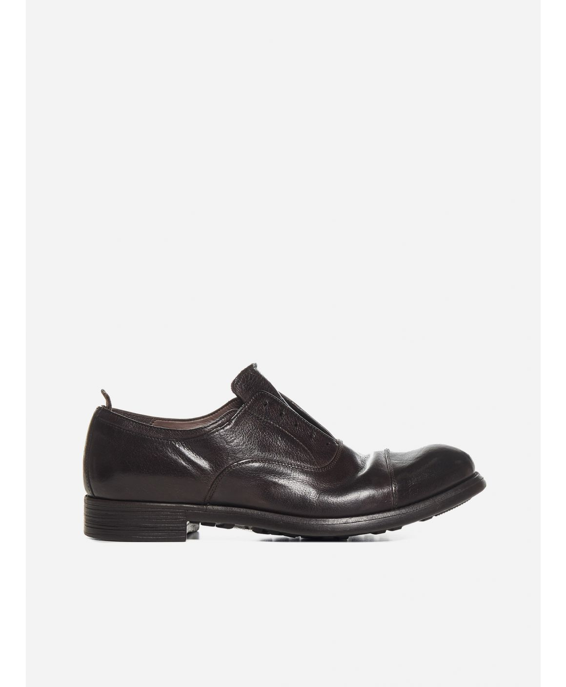 Chronicle 3 leather derby shoes