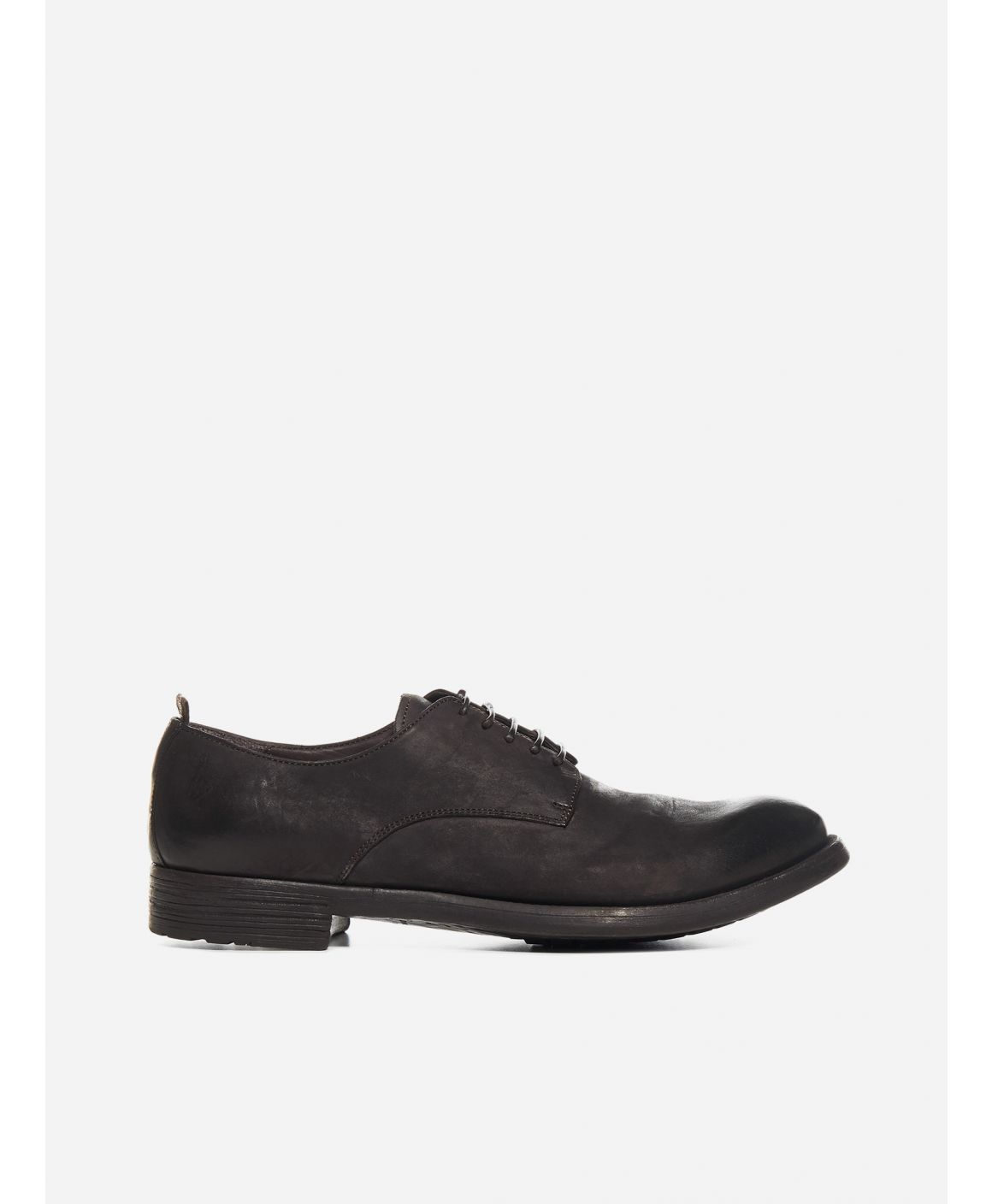 Hive 8 leather derby shoes