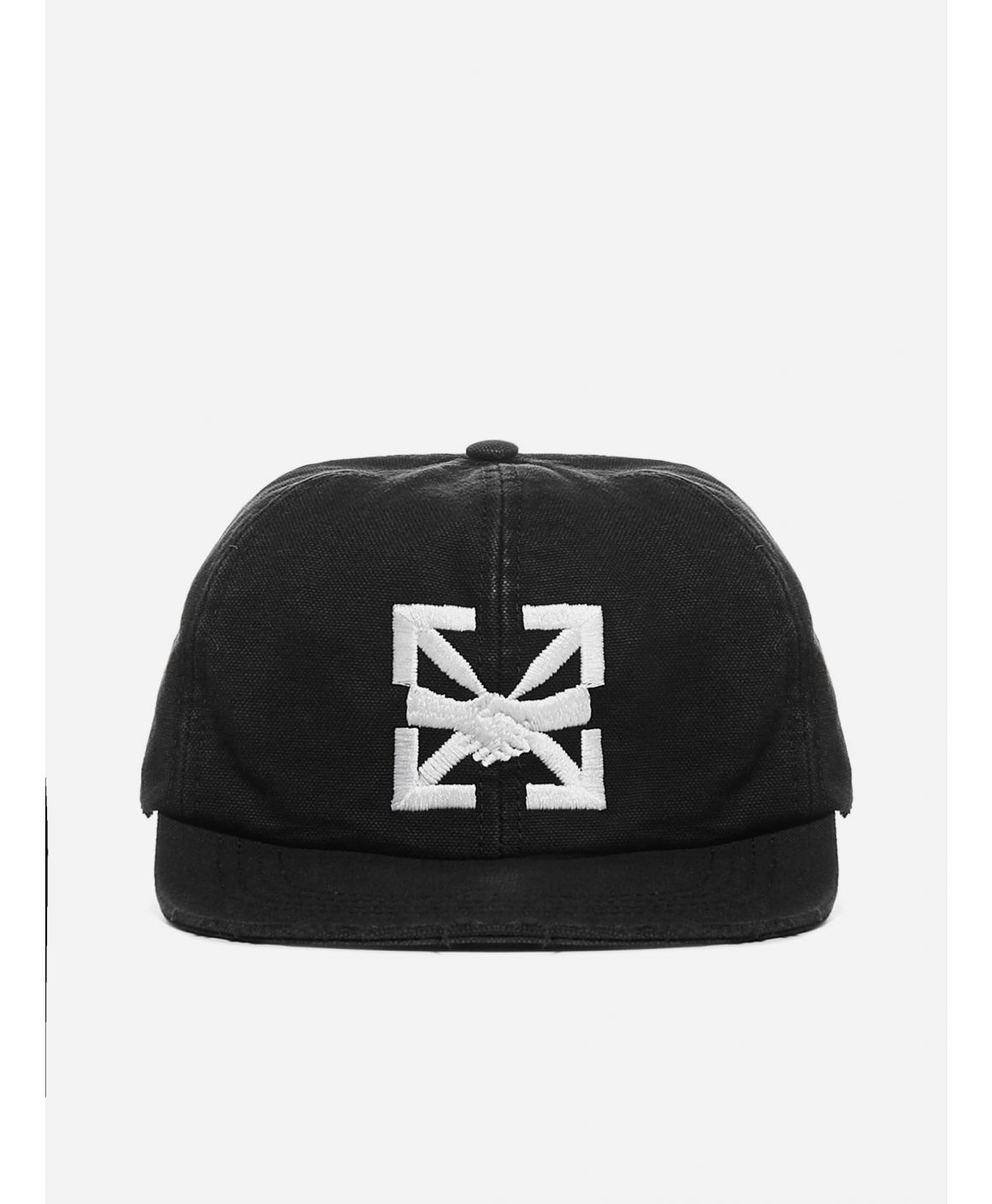 Agreement logo cotton baseball cap