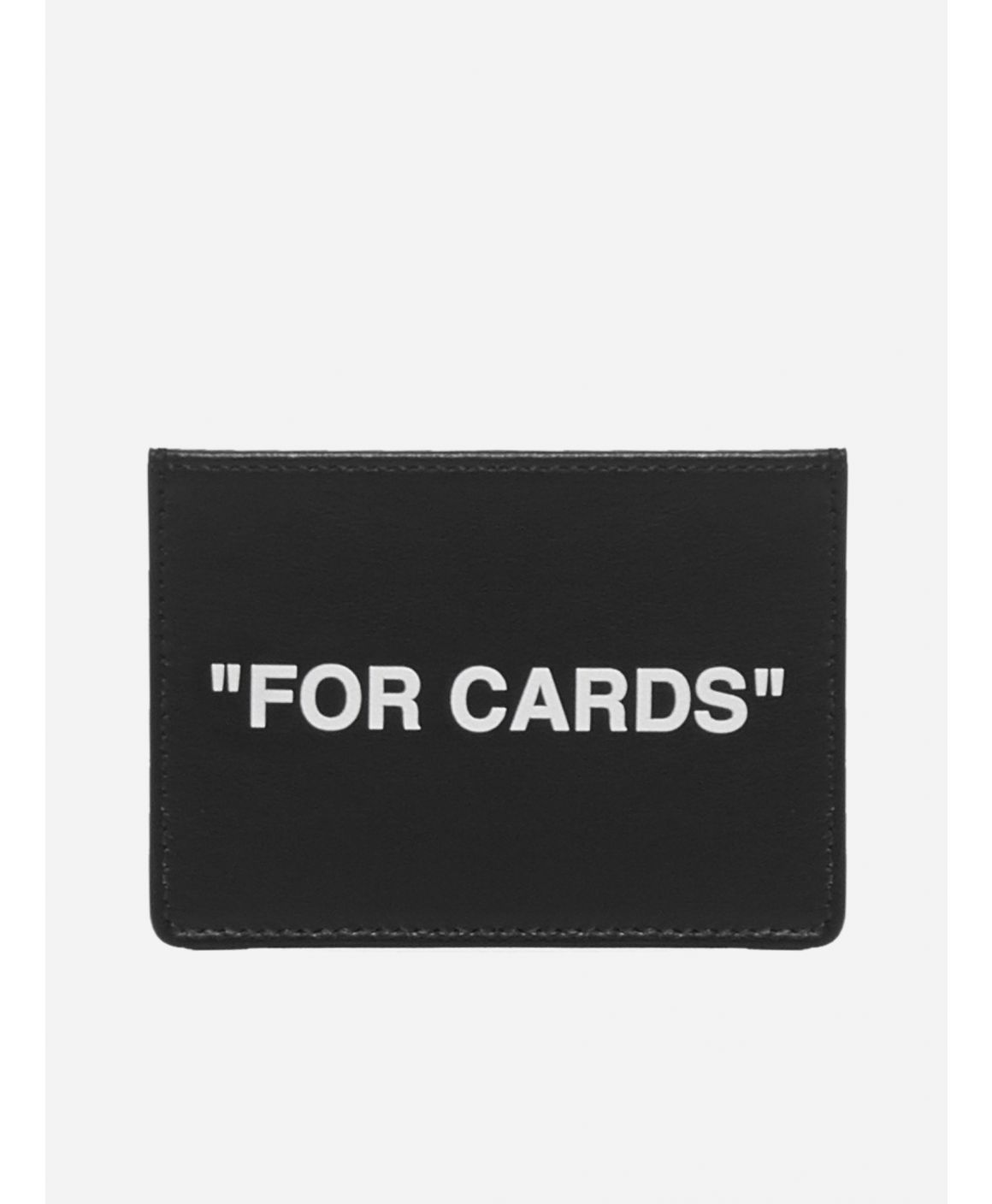 """For Cards"" leather card holder"