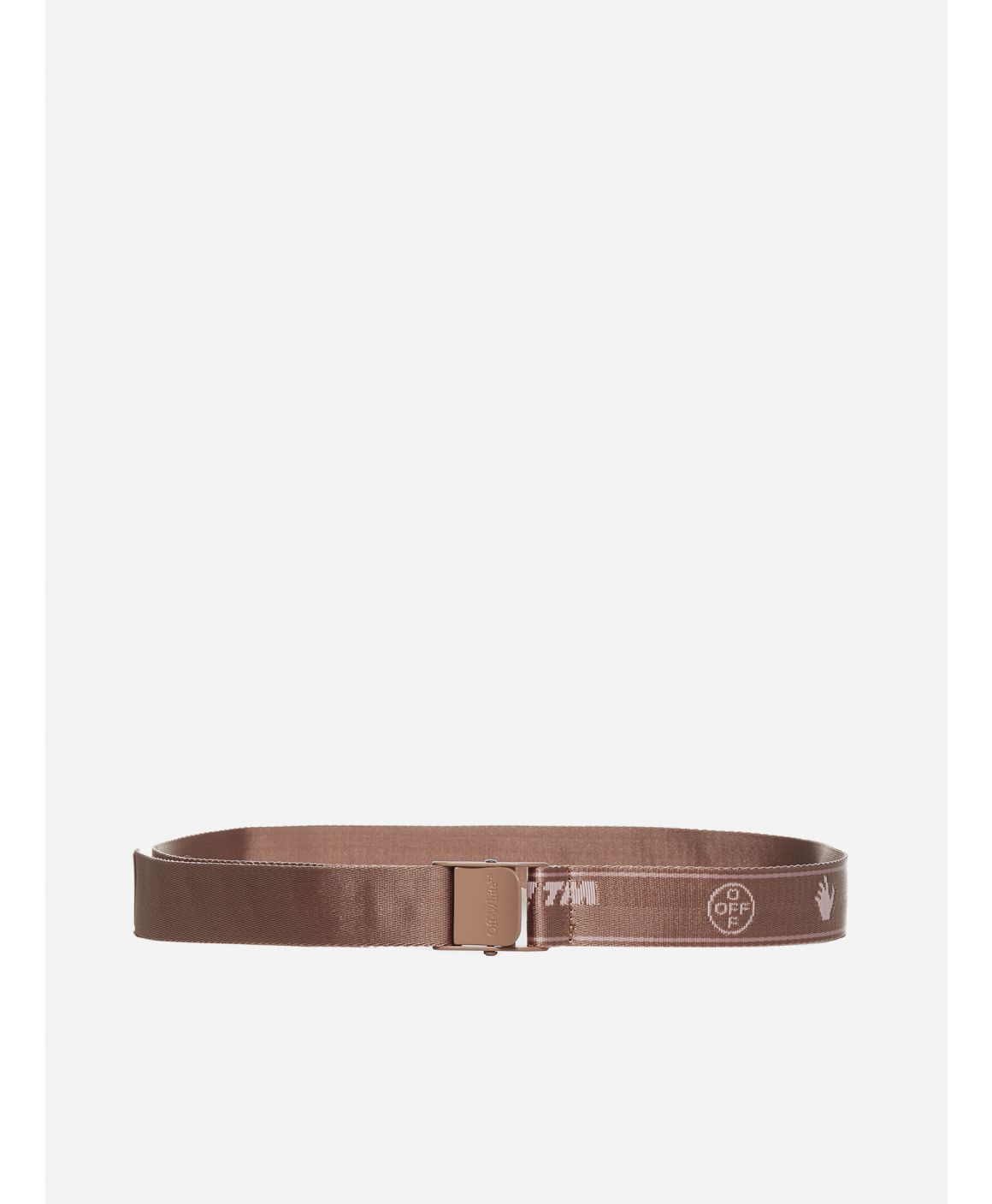 Classic Industrial jacquard canvas belt