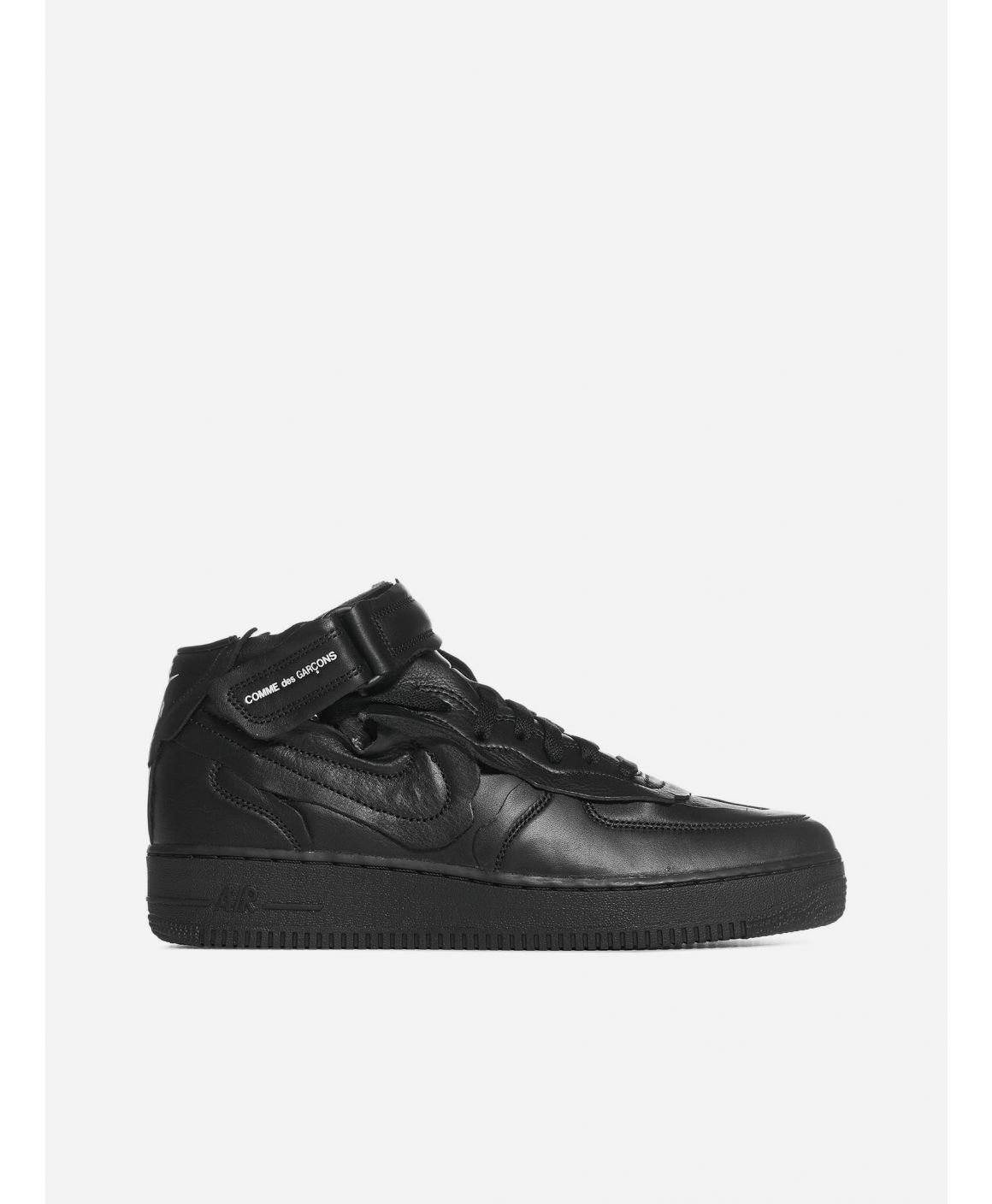 Air Force 1 Mid leather sneakers