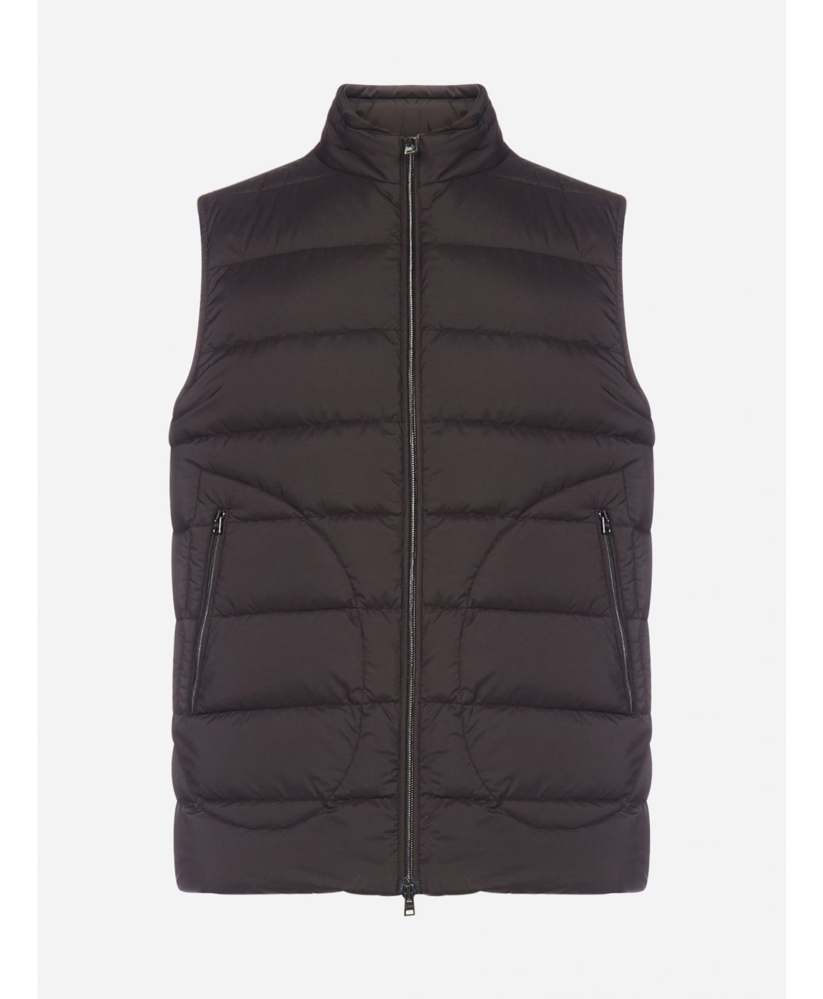 Gilet quilted nylon down vest