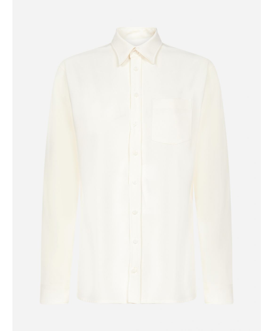 Crepe top-shirt