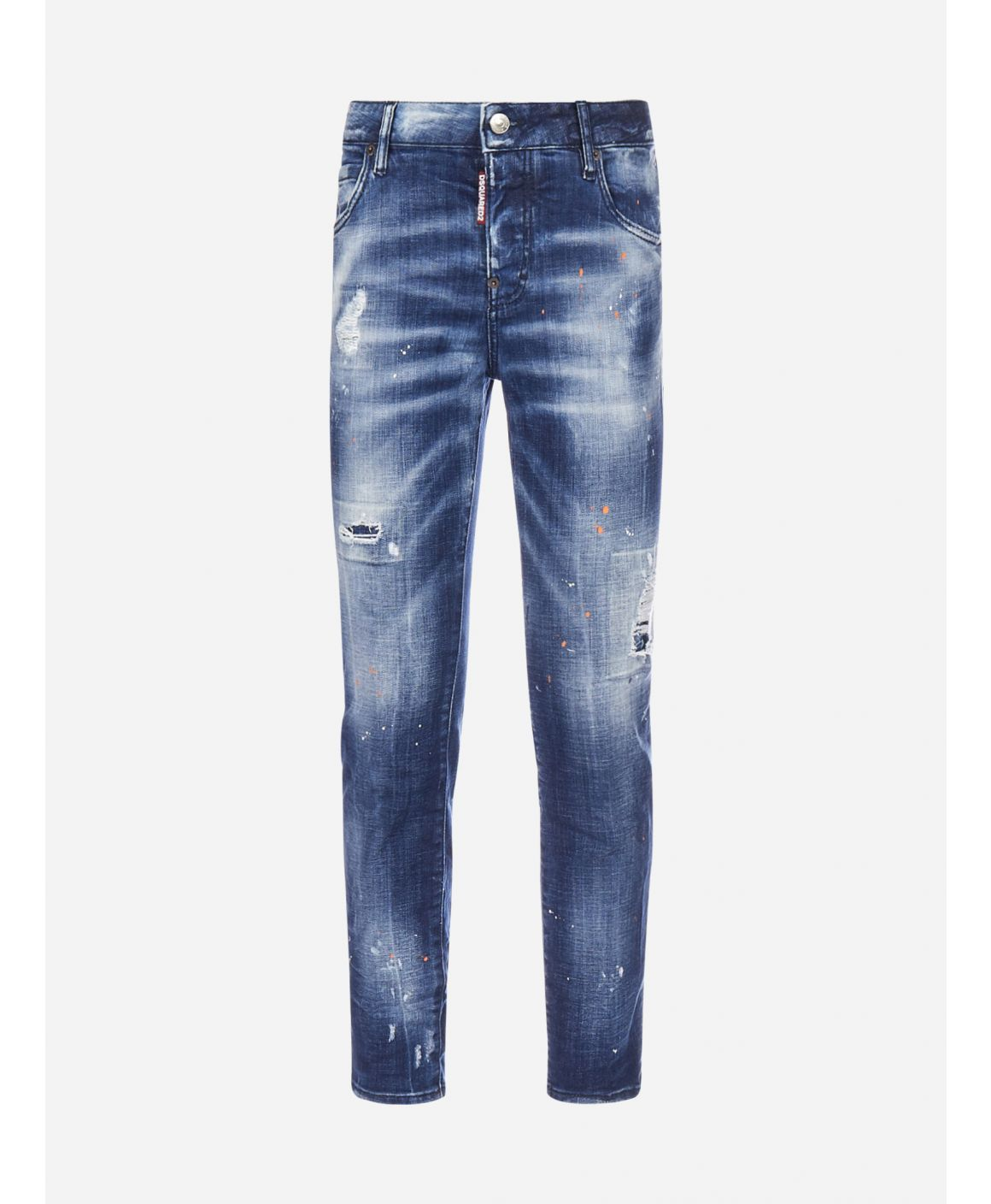 Wash Cool Girl stretch denim jeans